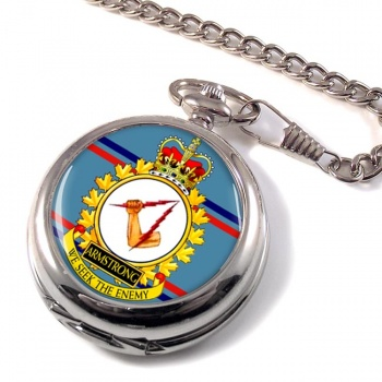 CFB Armstrong RCAF Pocket Watch