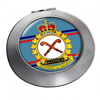CFB Bagotville RCAF Chrome Mirror