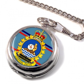 CFS Beaverlodge RCAF Pocket Watch