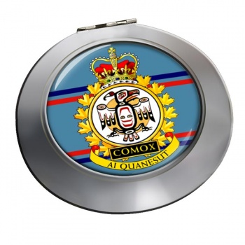 CFB Comox RCAF Chrome Mirror