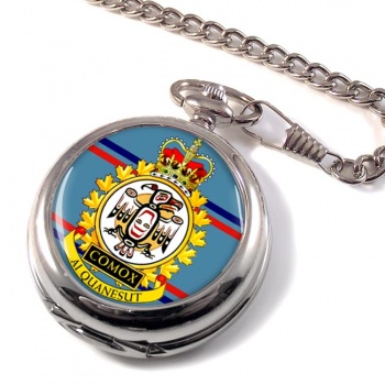 CFB Comox RCAF Pocket Watch