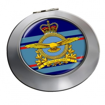 Royal Canadian Air Force (New) Chrome Mirror
