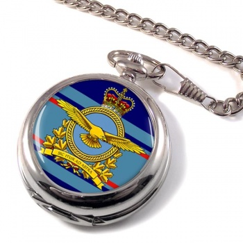 Royal Canadian Air Force (New) Pocket Watch