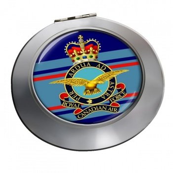 Royal Canadian Air Force (Old) Chrome Mirror