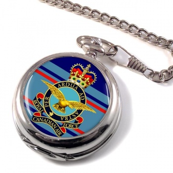 Royal Canadian Air Force (Old) Pocket Watch