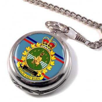 CFS Sioux Lookout RCAF Pocket Watch