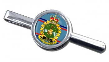 CFS Sioux Lookout RCAF Round Tie Clip