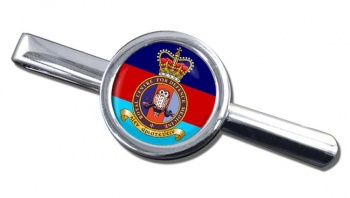 Royal Centre for Defence Medicine Round Cufflink and Tie Clip Set