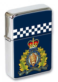 RCMP Flip Top Lighter