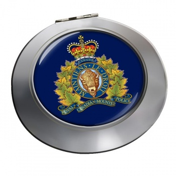 RCMP Chrome Mirror