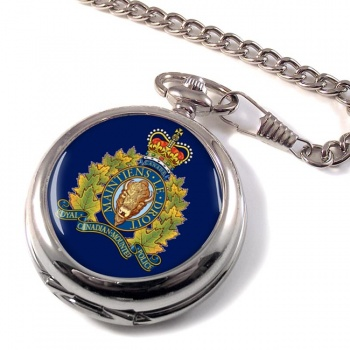 RCMP Pocket Watch