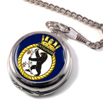 HMCS Antigonish Pocket Watch