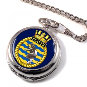 HMCS Beaver Pocket Watch