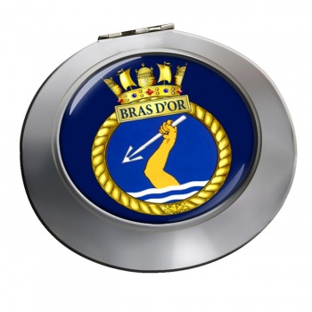 HMCS Bras d'Or Chrome Mirror