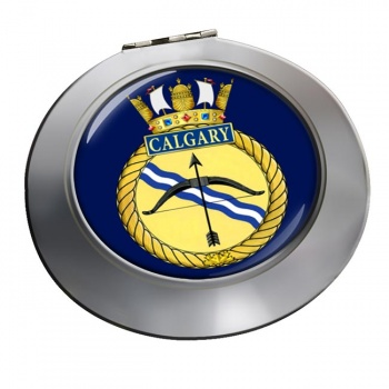 HMCS Calgary Chrome Mirror
