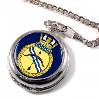 HMCS Calgary Pocket Watch