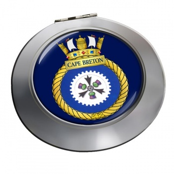 HMCS Cape Breton Chrome Mirror