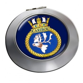 HMCS Caribou Chrome Mirror