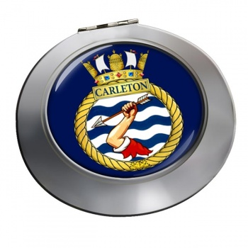 HMCS Carleton Chrome Mirror