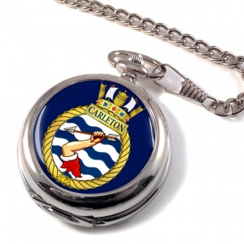 HMCS Carleton Pocket Watch
