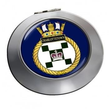 HMCS Charlottetown Chrome Mirror
