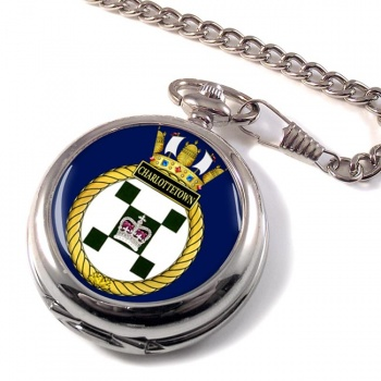 HMCS Charlottetown Pocket Watch