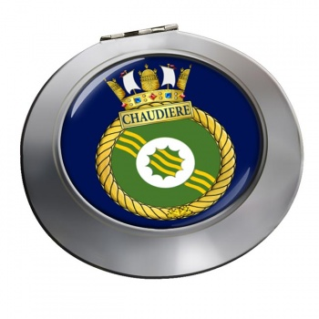 HMCS Chaudiere Chrome Mirror