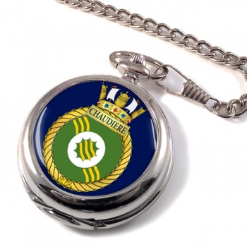 HMCS Chaudiere Pocket Watch