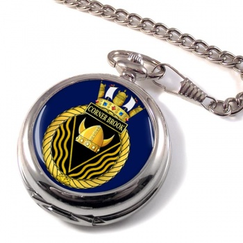 HMCS Corner Brook Pocket Watch