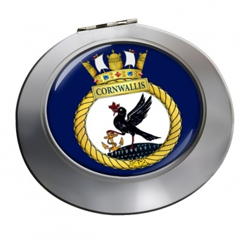 HMCS Cornwallis  Chrome Mirror