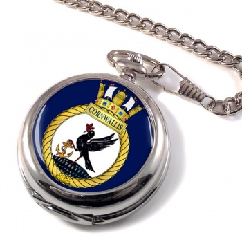 HMCS Cornwallis  Pocket Watch