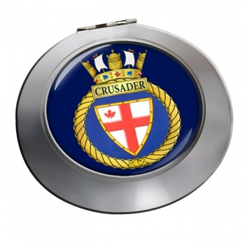 HMCS Crusader Chrome Mirror