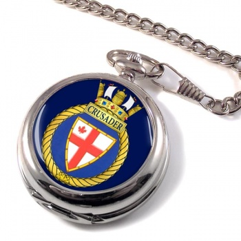HMCS Crusader Pocket Watch