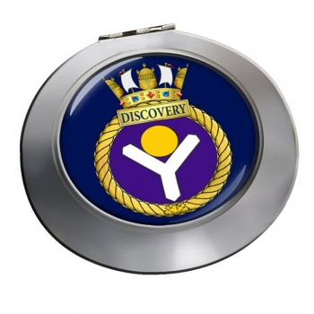 HMCS Discovery Chrome Mirror