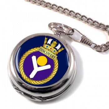 HMCS Discovery Pocket Watch