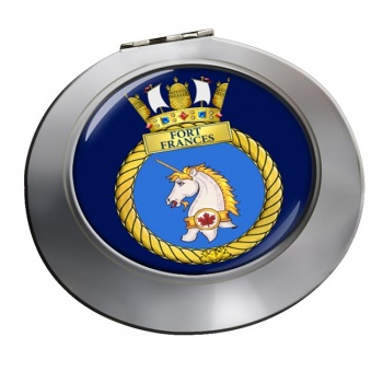 HMCS Fort Frances Chrome Mirror