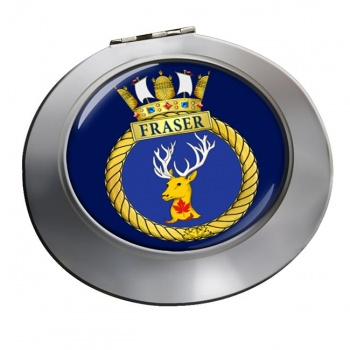 HMCS Fraser Chrome Mirror