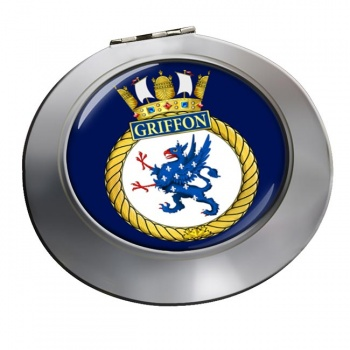 HMCS Griffon Chrome Mirror