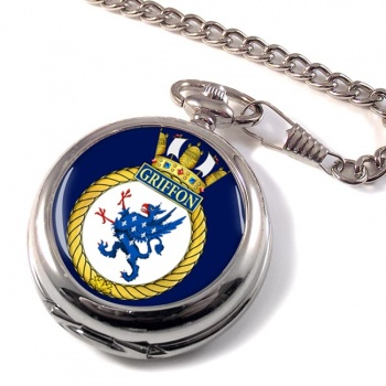 HMCS Griffon Pocket Watch