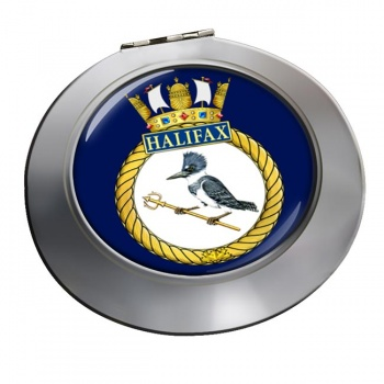 HMCS Halifax Chrome Mirror