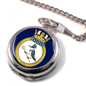 HMCS Halifax Pocket Watch