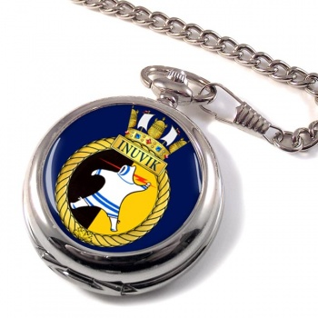 HMCS inuvik Pocket Watch