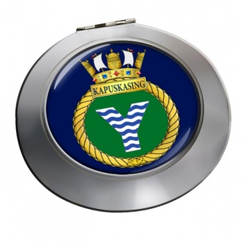 HMCS Kapuskasing Chrome Mirror