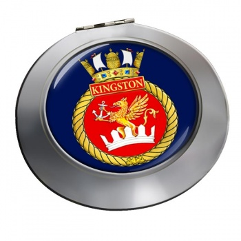 HMCS Kingston Chrome Mirror