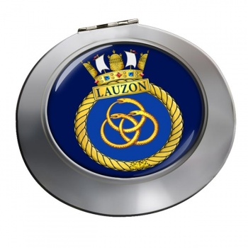 HMCS Lauzon Chrome Mirror