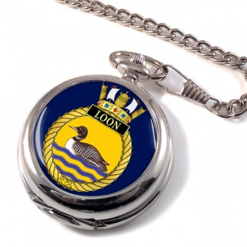 HMCS Loon Pocket Watch