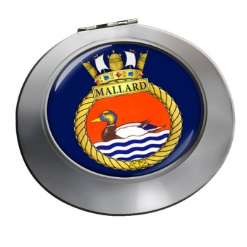 HMCS Mallard Chrome Mirror
