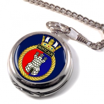 HMCS Montcalm Pocket Watch