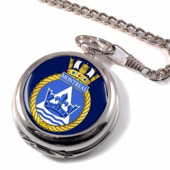 HMCS Montreal Pocket Watch