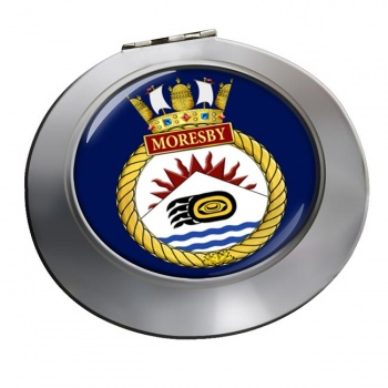 HMCS Moresby Chrome Mirror